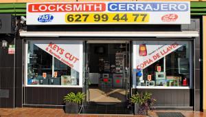 Cerrajería LockSmith en Estepona